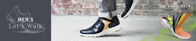 Men's Let's Walk Collection