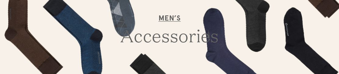 Rockport Men's Accesories
