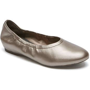 Image of Rockport  TOTAL MOTION HIDDEN WEDGE LUXE RUCH SLIP ON