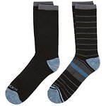 Picture of MEN'S 2 PAIR COMFORT CREW SOCKS